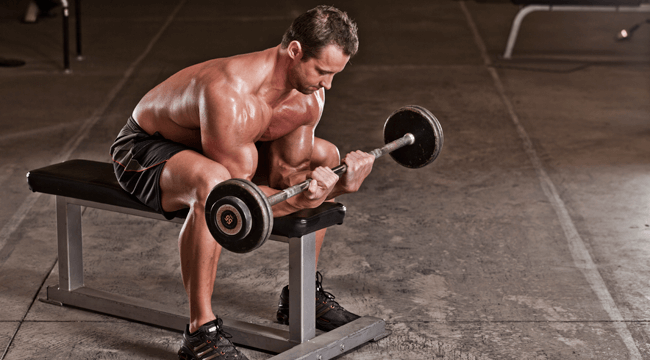 End with Forearms