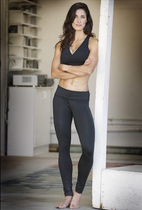 Fergie's trainer Natasha Kufa