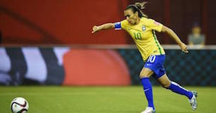 Greatest Female Footballers