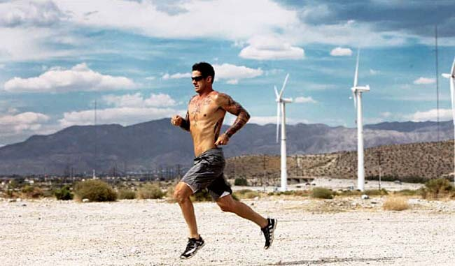 High Intensity Interval Training for Running