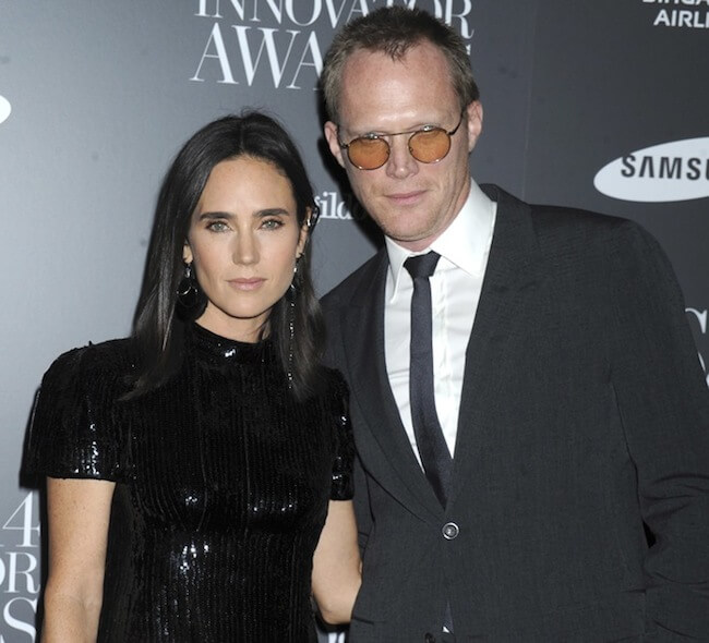 "Jennifer Connelly and Paul Bettany at the 2014 WSJ Magazine's ""Innovator of the Year"" Awards at Museum of Modern Art"