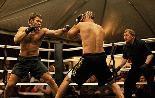 Joel Edgerton fight