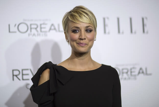 Kaley Cuoco Sweeting - Take An Intermission During Your Meals