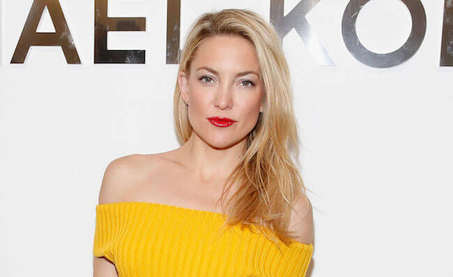 Kate Hudson - Keep Healthy Food At Eye Level