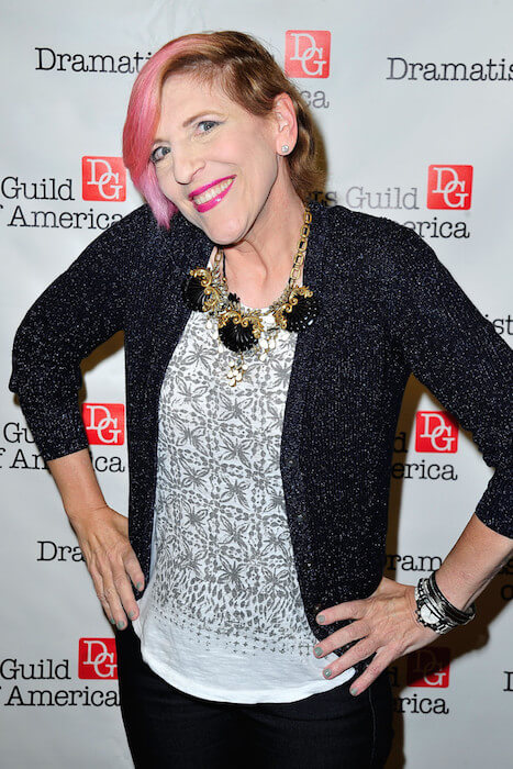 Lisa Lampanelli at Dramatists Guild of America's 'Writing The Changing' World National Conference 2015
