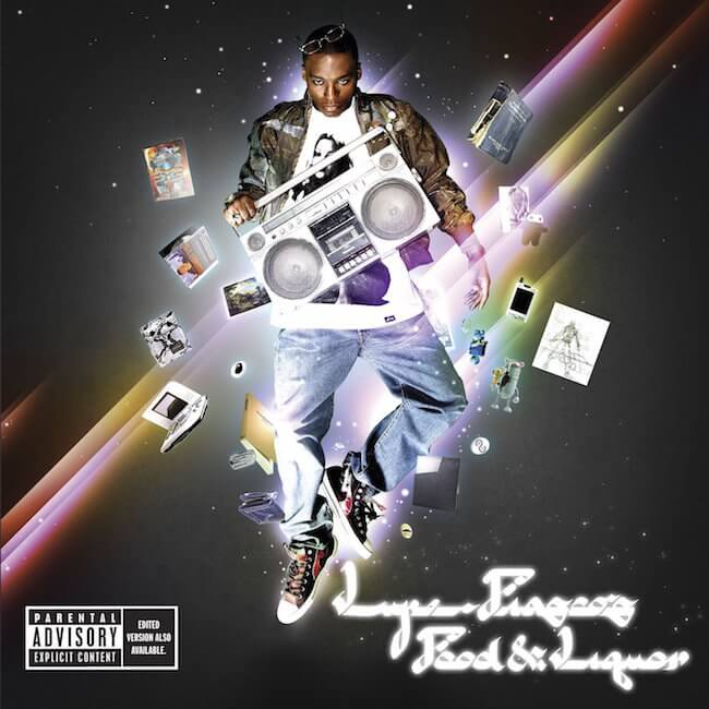 Lupe Fiasco's debut music album cover
