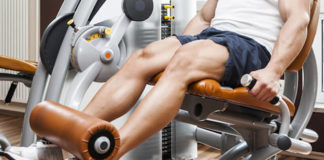Machine Leg Extensions