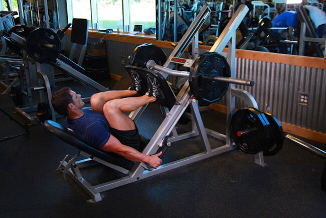 Machine Leg Presses