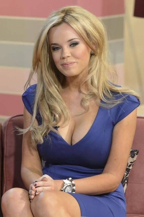 Maria Fowler hot boobs