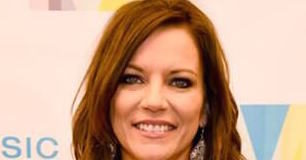 Martina McBride arrives at the Music Biz 2015 Awards on May 14, 2015 in Nashville, Tennessee