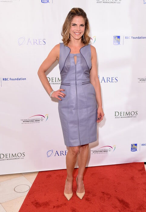 Journalist Natalie Morales appears at the 2015 DofE USA-NYMA Adventurous Journey Dinner & Auction at JW Marriott Essex House on May 7, 2015 in New York City
