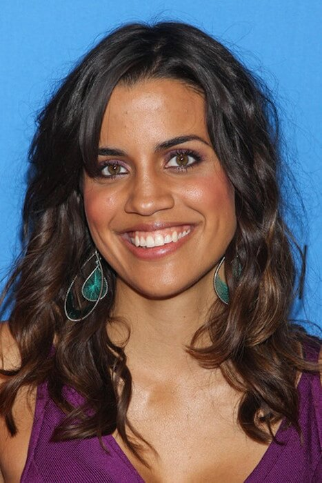 Natalie Morales arrives at the Disney & ABC Television Group's 2013 Summer TCA Tour on August 4, 2013 in Beverly Hills, California