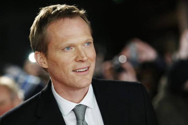 Paul Bettany arrives for the UK premiere of 'Mortdecai' at Leicester Sqaure in London on January 19, 2015