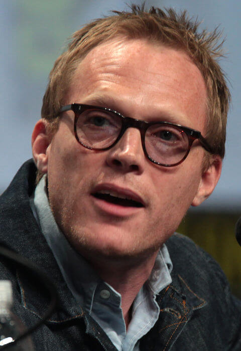 Paul Bettany at the San Diego Comic-Con International in 2014