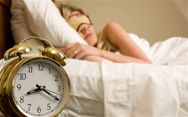 Saving on Sleep