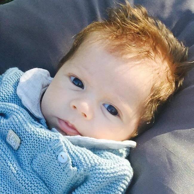 Shakira's son Sasha Pique