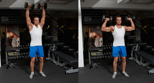 Start With Overhead Press
