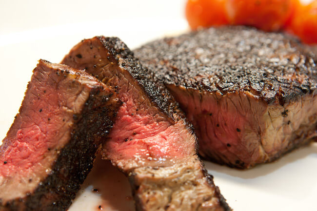 Steak: Eat More Red Meat