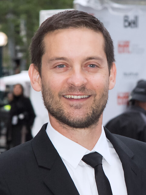 Tobey Maguire at the 2014 Toronto International Film Festival