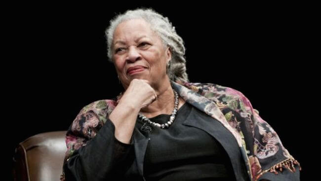 Toni Morrison, the novelist