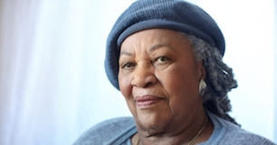 Toni Morrison, the writer and Nobel laureate for literature