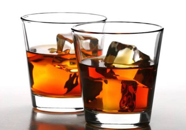 Too many drinks - Alcohol