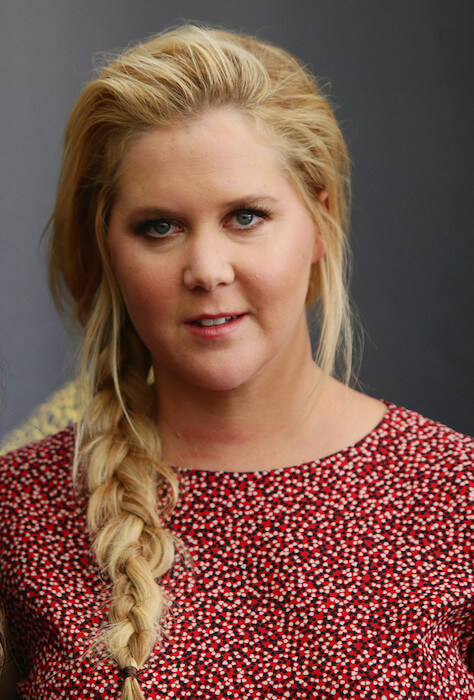 Amy Schumer at Trainwreck photocall on August 8, 2015 in Locarno, Switzerland