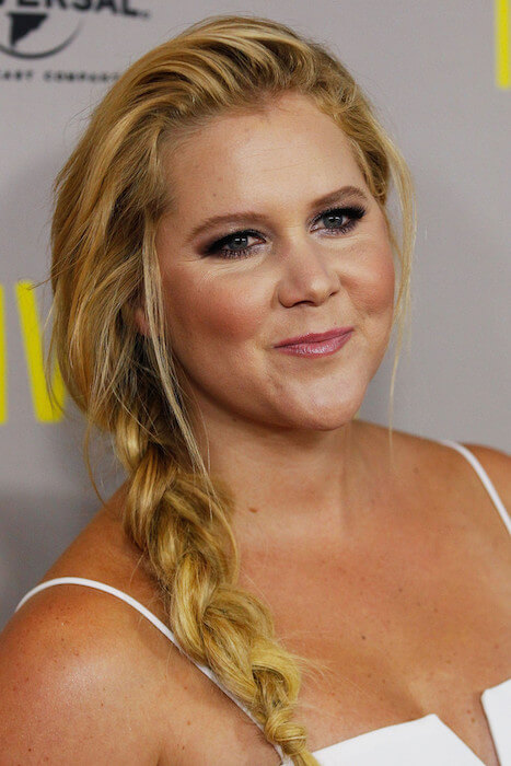 "Amy Schumer at the Australian premiere of ""Trainwreck"" on July 20, 2015 in Sydney, Australia"