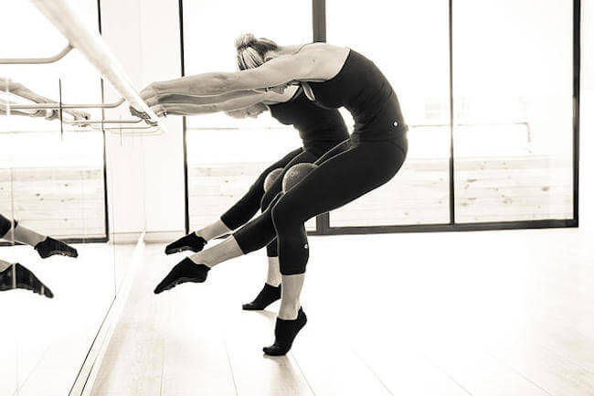 Barre Workout Dancing Workout