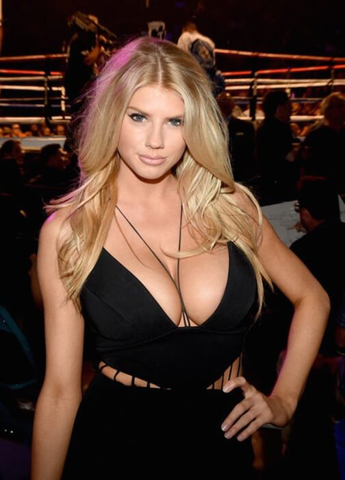 Image result for Charlotte McKinney