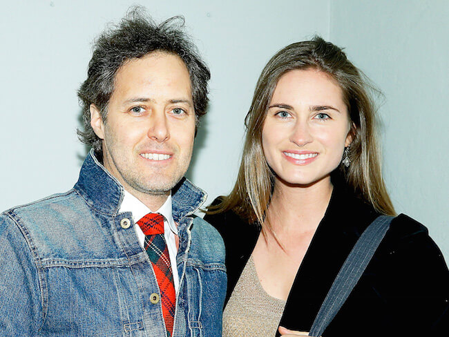 David and Lauren Bush Lauren