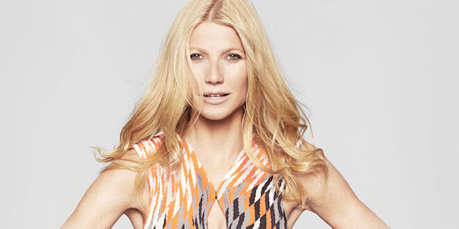 Gwyneth Paltrow headshot