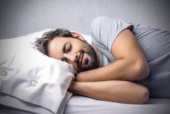 Helps you sleep better