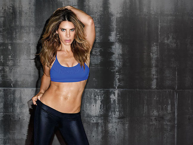 Jillian Michaels fit figure