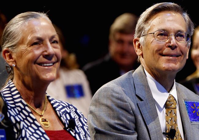 Jim and Lynne Walton