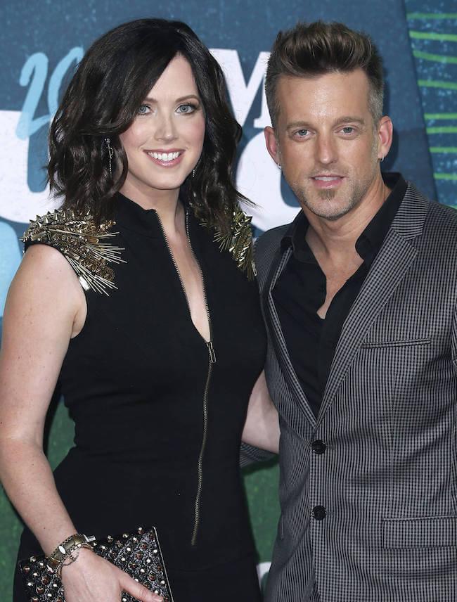 Keifer and Shawna Thompson