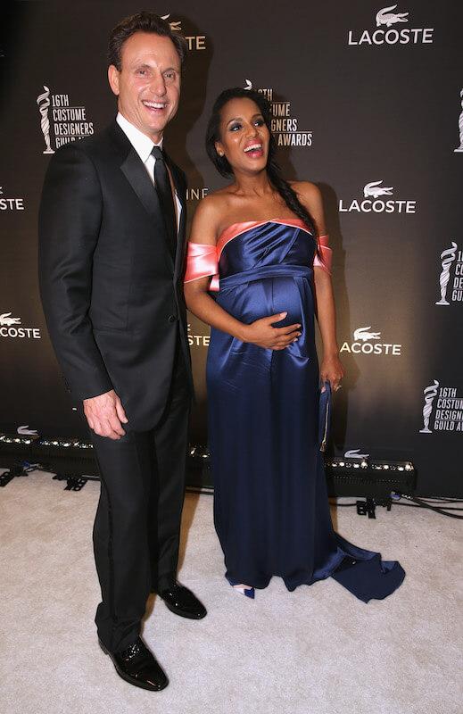 Pregnant Kerry Washington