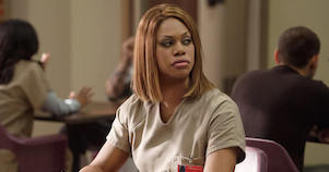 Laverne Cox - Featured Image