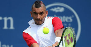 Nick Kyrgios - Featured Image