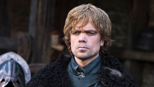 "Peter Dinklage plays Tyrion Lannister in the popular ""Game of Thrones"" series."