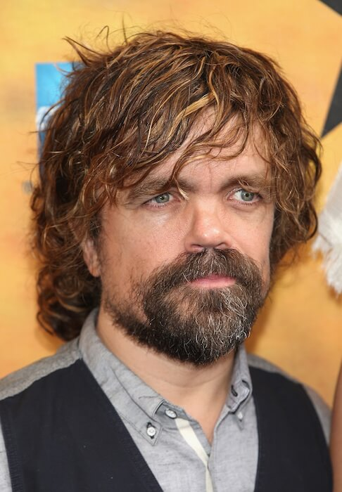 "Peter Dinklage attends ""Hamilton"" Broadway Opening Night at Richard Rodgers Theatre on August 6, 2015 in New York City"