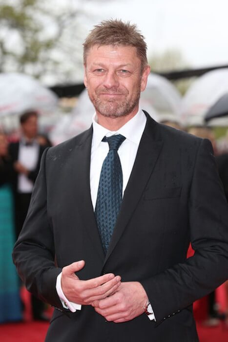 Actor Sean Bean at the Arqiva British Academy Television Awards 2013 at the Royal Festival Hall in London