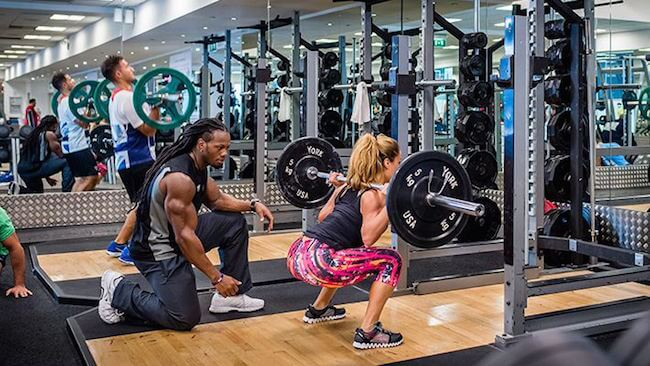 Strength Training - Squats