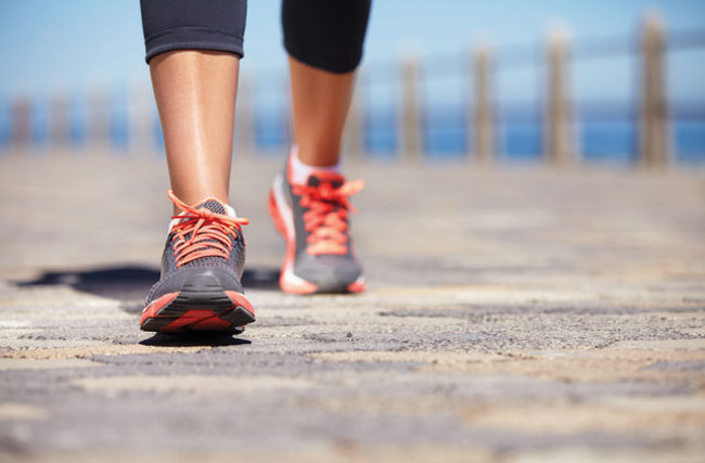 Walking is necessary for maintaining good health