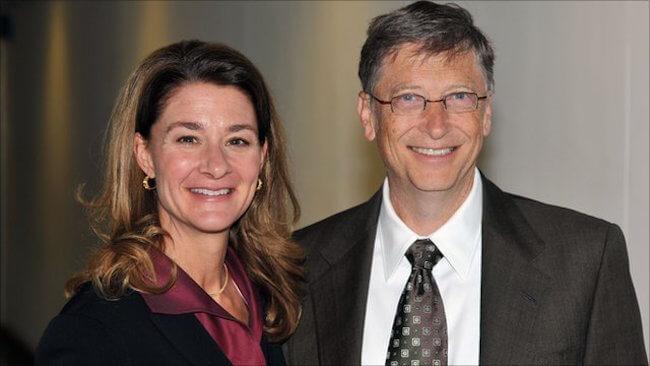 Wealthiest Couples
