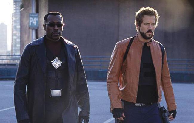 Wesley Snipes and Ryan Reynolds