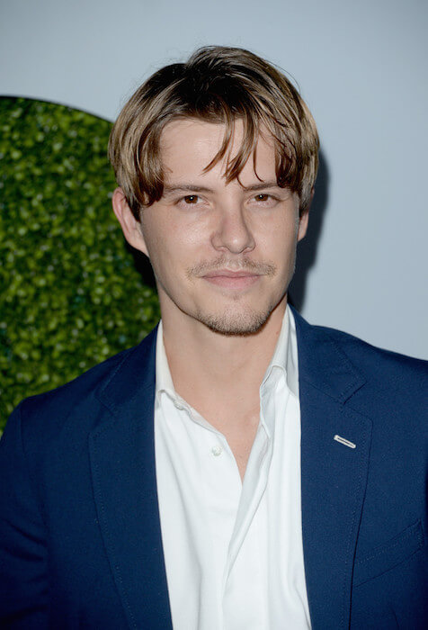 Xavier Samuel attends the 2014 GQ Men Of The Year Party at Chateau Marmont on December 4, 2014 in Los Angeles, California