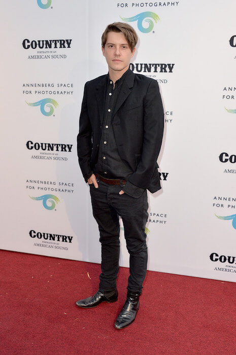 Xavier Samuel attends the Annenberg Space for Photography Opening Celebration for 'Country, Portraits of an American Sound' at the Annenberg Space for Photography on May 22, 2014 in Century City, California