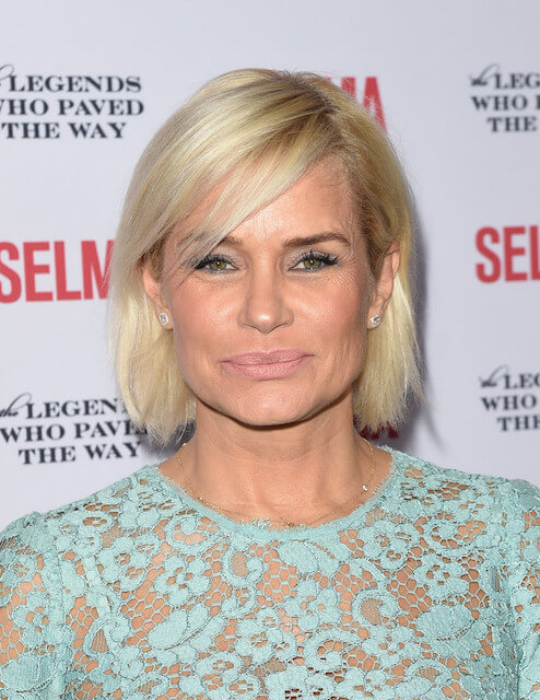 Yolanda Foster during the 'Selma' and the Legends Who Paved the Way night on December 6, 2014