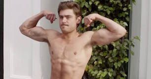"""Zac Efron Workout Routine and Diet Plan for """"We Are Your Friends"""""""